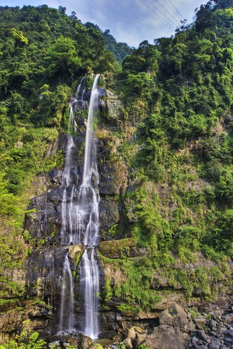 Wu Lai waterfall