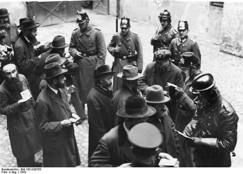 Scheuneviertel 1933