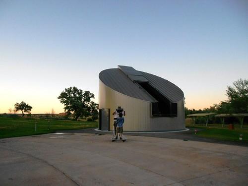 Bruneu Dunes Observatory