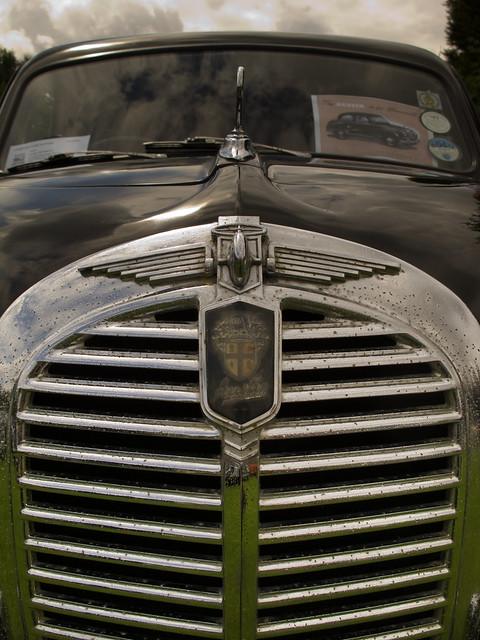 Didsbury Car Show 2011