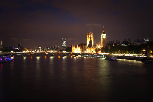 Nocturnal London