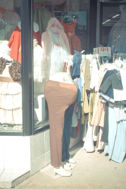 Maternity pants?!