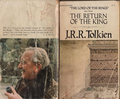 Two Towers and Return of the King covers