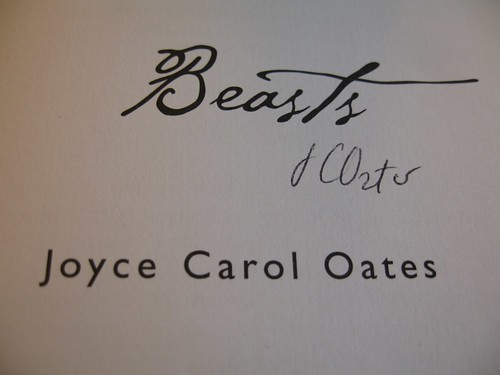 beasts joyce carol oates Beasts joyce carol oates beasts by joyce carol oates goodreads share book , beasts has 2,835 ratings and 287 reviews paul said: last night i went hereto meet a friend, and after a couple of.