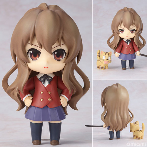 Nendoroid Aisaka Taiga (pic courtesy of AmiAmi)