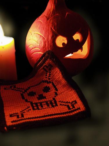 halloweentopflappen