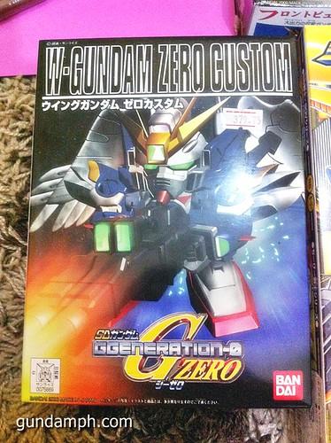 SD Wing Zero Custom