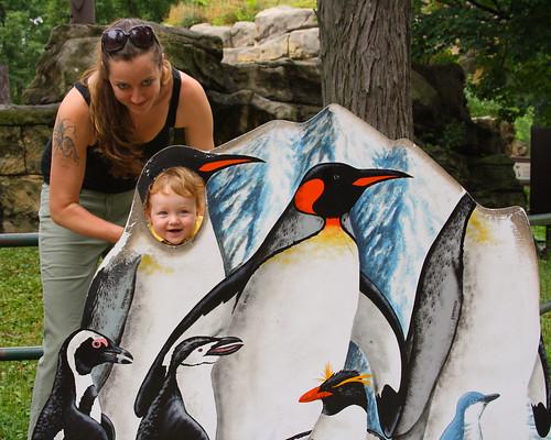 Happy Penguin!