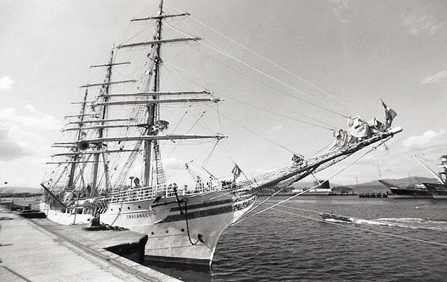 Greenock Tall Ships