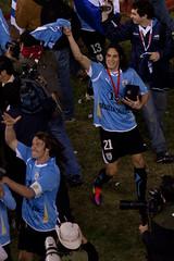 Uruguay, histórico campeón, la selección más l...