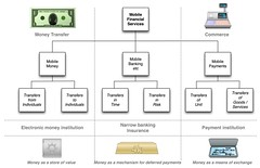 Tripartite view of Mobile Financial Services