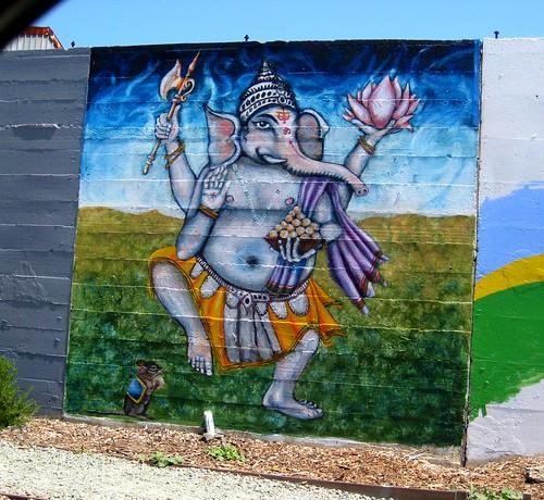 Ganesha by dyannaanfang