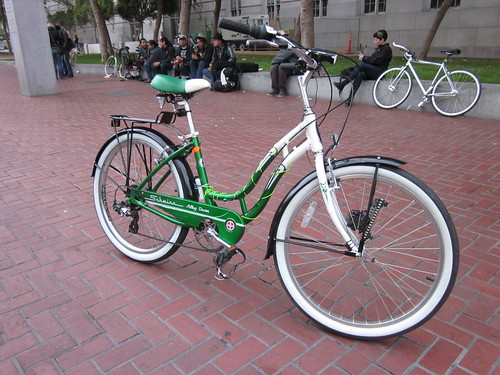 green el wire schwinn