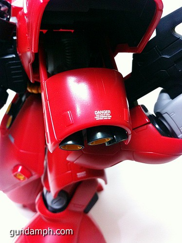 MSIA DX Sazabi 12 inch model (51)