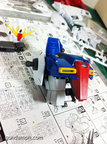 Building MG Zeta 2.0 HD Color Version (part 1) (25)
