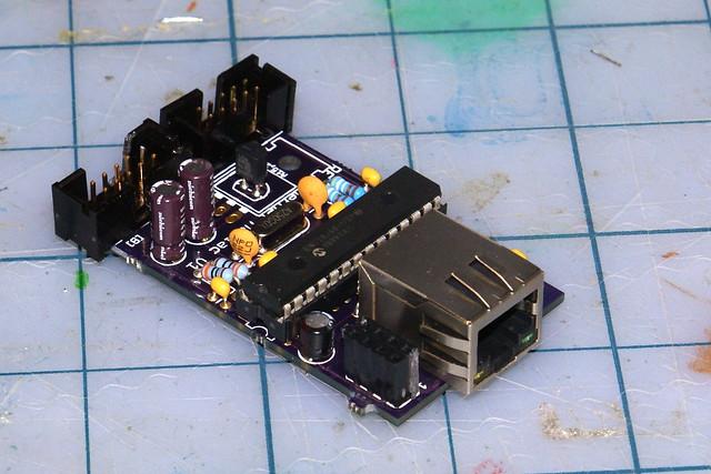 RF Ethernet Maniac V1 Photo