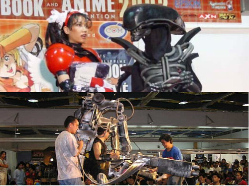 Five Cons That Made Philippine Cosplay History: Another Biased List Culture Crash Convention 2002