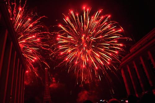 Fireworks | Bastille Day