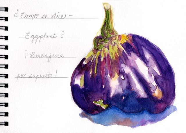 ¿Como se dice Eggplant?