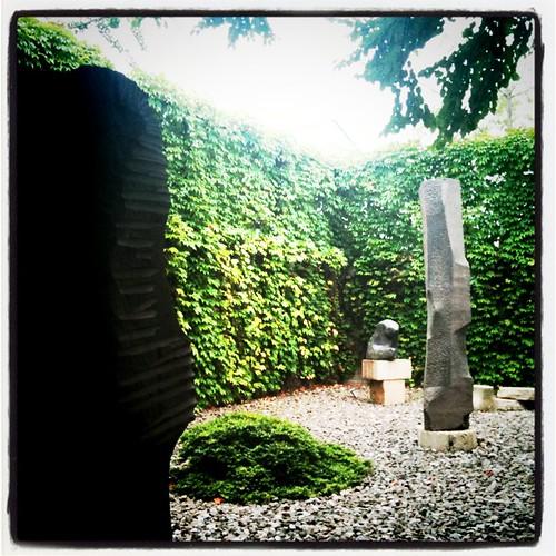 Noguchi Sculpture Garden