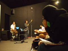 Jonathan Qidi Goh and Nicholas Chee, Film-making Workshop by Sinema, ciNE65