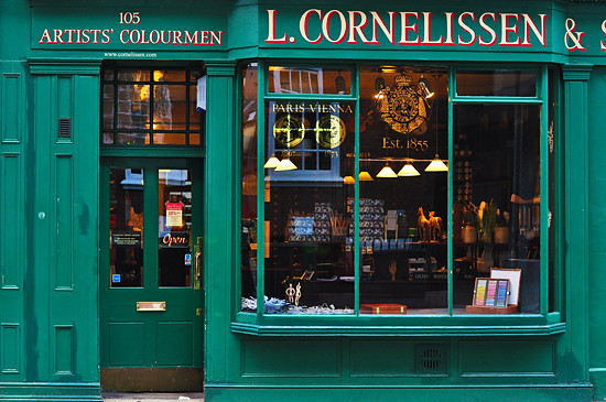 5928450264_40aea3d7e0_z L. Cornilessen & Son  -  London, UK London UK  London Cool Art Store Art