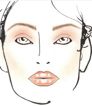 Ungaro Makeup Look Fall 2011