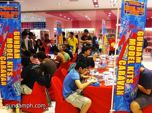 Free SD Astray Red Frame at TK Gundam Detailing Contest Caravan (12)