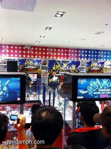 Toy Kingdom Gundam Modelling Contest Awarding Ceremony July 2011 (14)