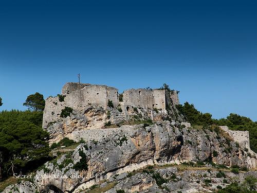The fortress of Novigrad