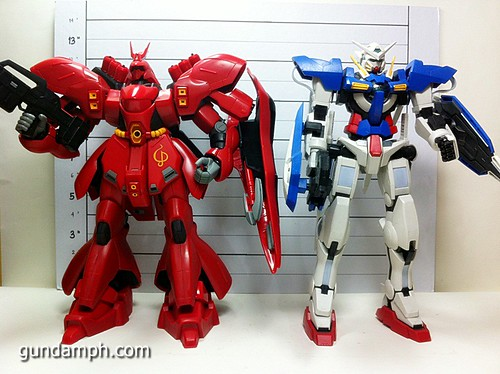 MSIA DX Sazabi 12 inch model (38)