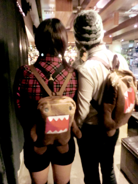 domo backpacks