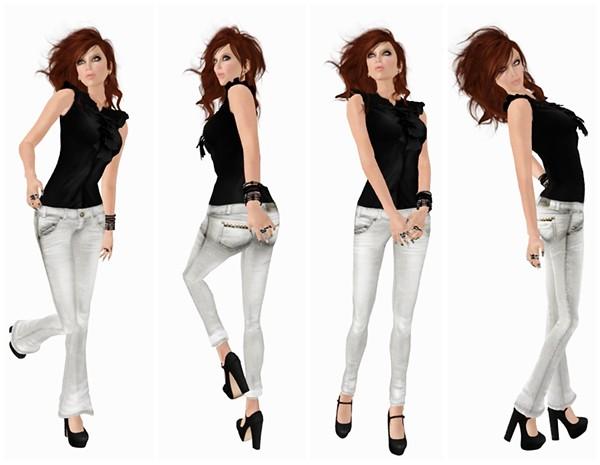 Zaara Jeans