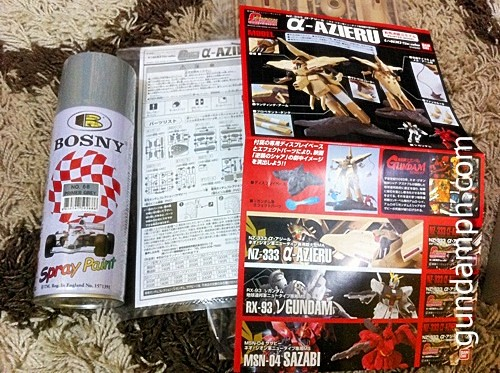 1400 Alpha Azieru Painted Kit Diorama EMS (1)