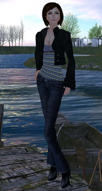 Gillian at Roche