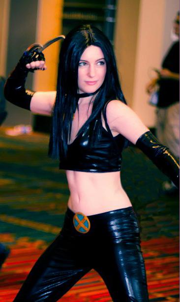 X-23 (Laura Kinney) Marvel (3/6)