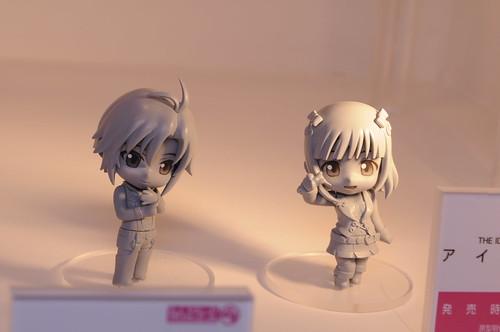 Nendoroid Petit Makoto and Haruka (iDOLM@STER 2)