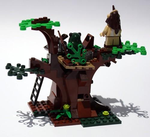 Ewok Attack Tree