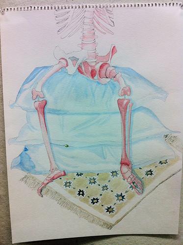pink bones by jujuridl