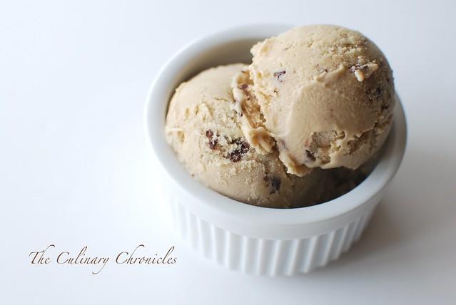 Godiva Coffee-Chip Ice Cream