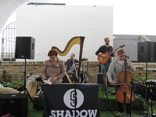 Shadow Orchestra soundcrash soundcheck