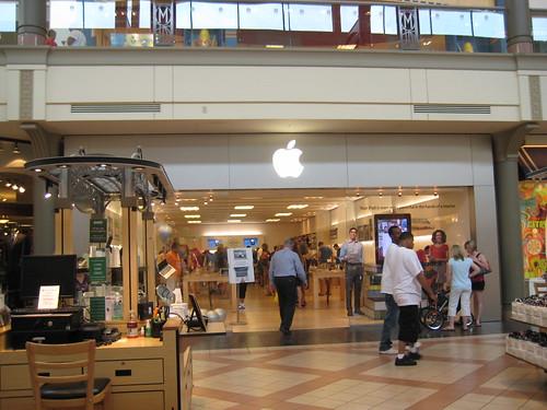 Apple store Mayfair