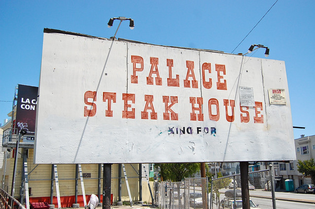 Palace Steakhouse Redux