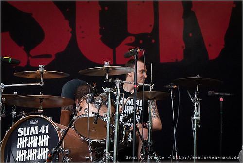 Steve Jocz / Sum 41