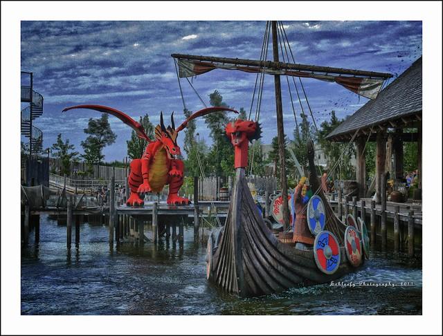 #215/365 Legoland: Viking Land