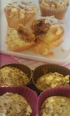 Marbeled Coffee Cupcakes (After) by tungufoss