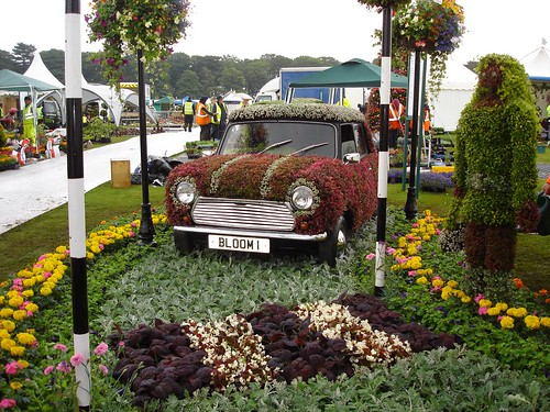 Tatton Flower Show