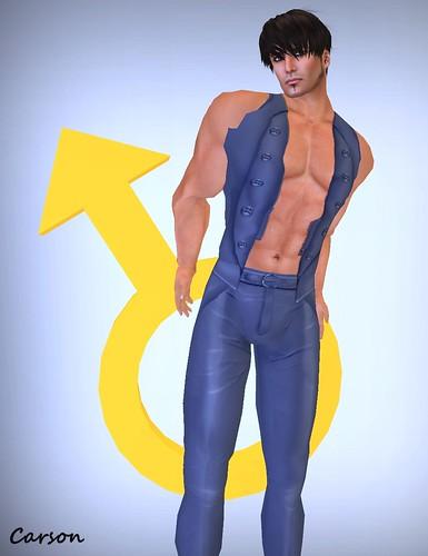 back 2 basics - Club Set Vest and Pants