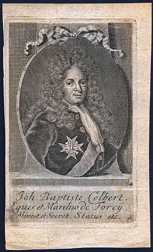 Joh Baptiste Colbert
