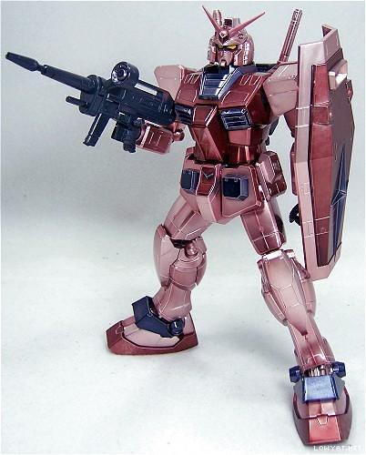 Event 1999  RX-78-CA Casval's # {Coating - Red} (2)